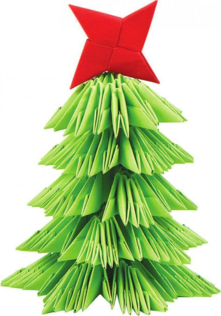 яркая представительница пошаговое фото оригами елочка переводе арабского