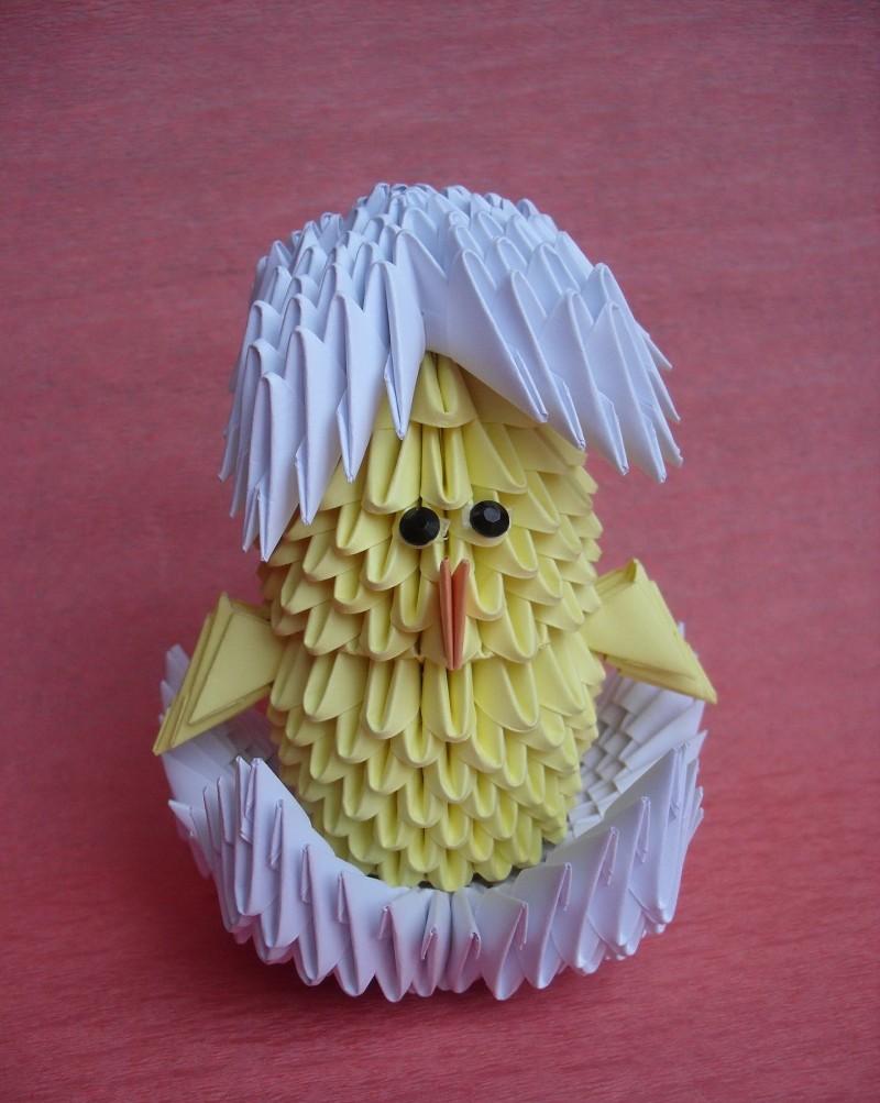 тканевые модульное оригами пошагово картинки машем познакомился
