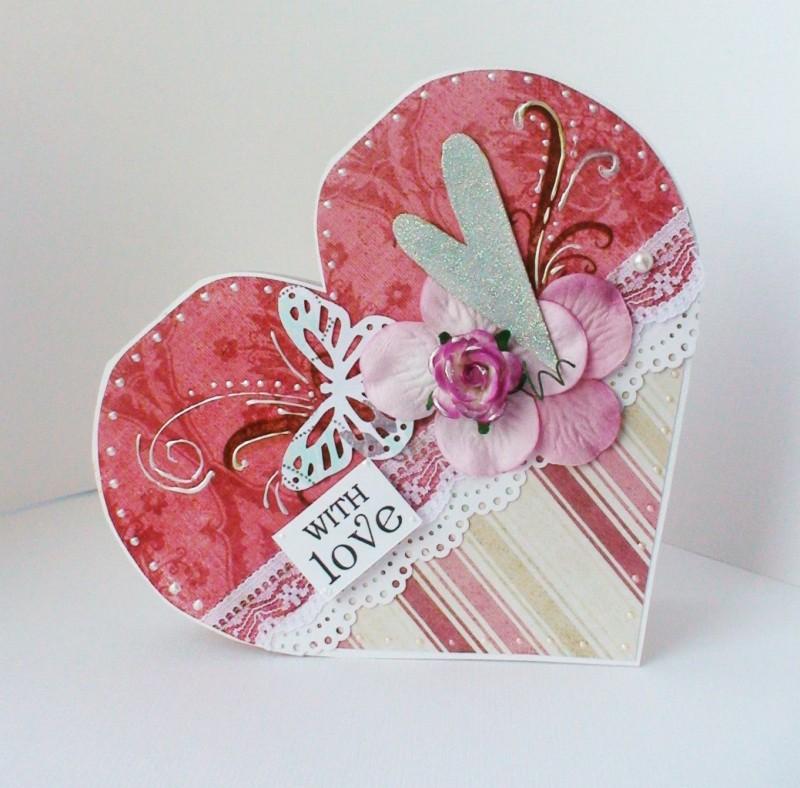 Валентинки фотографии и открытки, открытка скрапбукинг рубашка