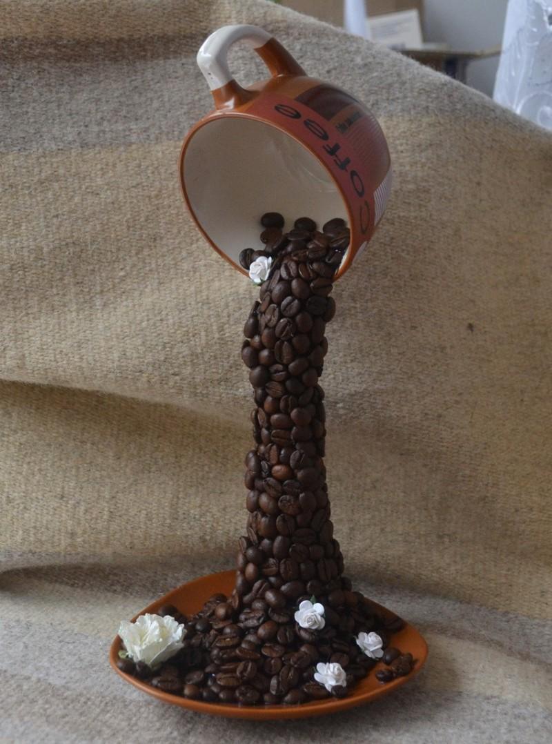кружка из кофейных зерен своими руками фото кто-кто, они-то про