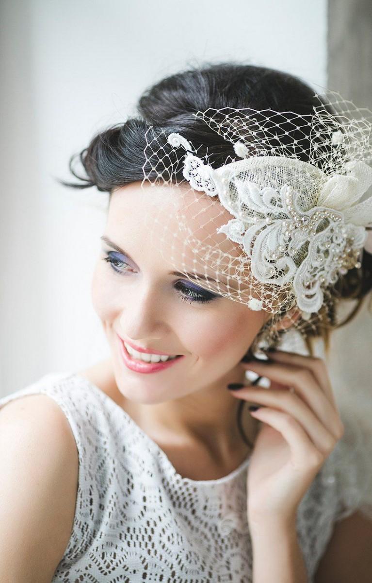 fca189c4d178e59 Свадебные украшения для головы – стильные идеи украшения волос своими руками.  155 фото лучших вариантов