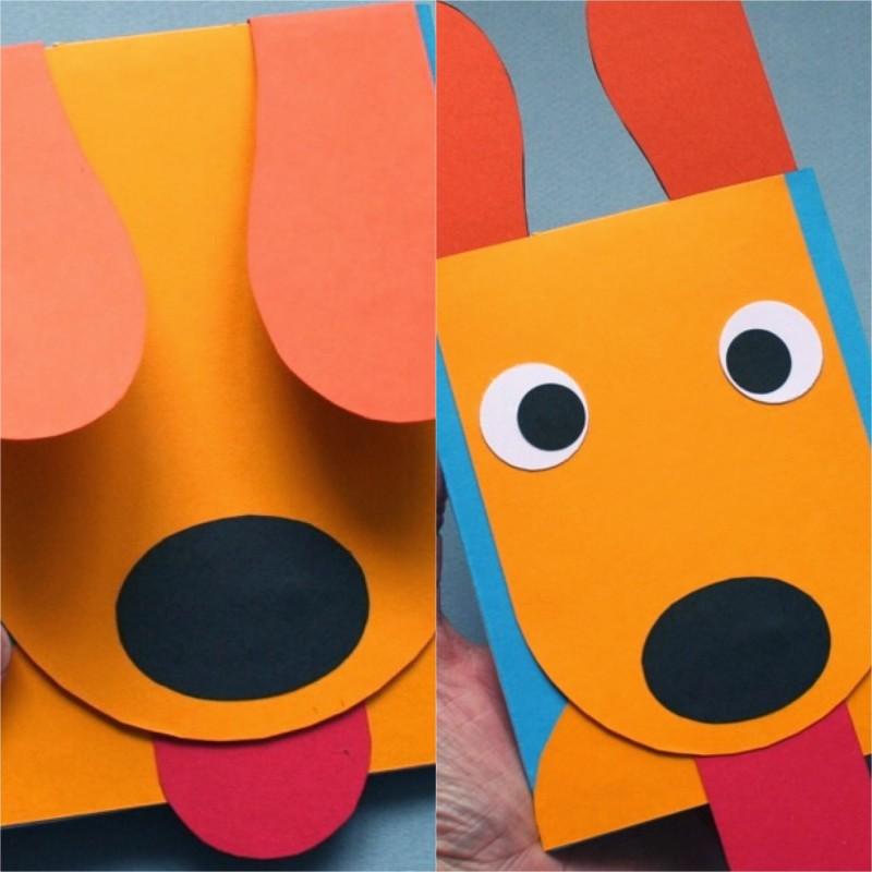 Каждый, открытка для собаки своими руками